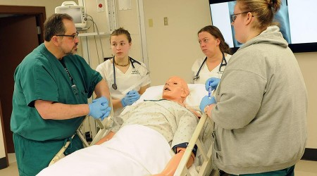 success story CVTC nursing students